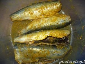 1 Маренуем  рыбу