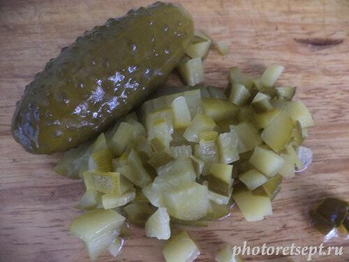 Картофельный салат по-американски