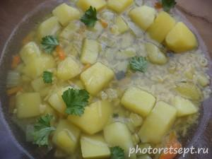 суп для детей