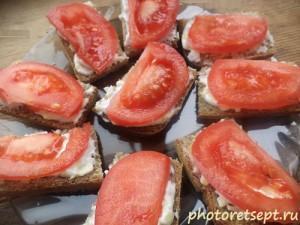 помидорки на бутерброды