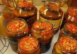«Манжо» салат из перца по-болгарски
