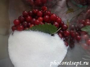 сахар вишня мята для компота