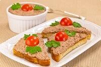 бутерброд с паштетом