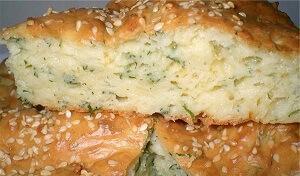 пирог с капустой бустро и просто