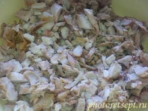 курица для домашней шаурмы