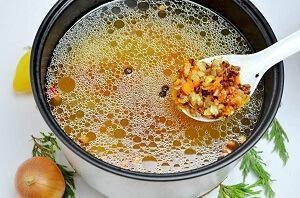 Рецепт приготовления гороховый