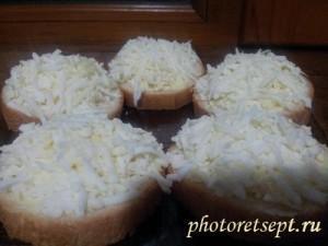 бутерброды с плавленым сыром в микроволновку
