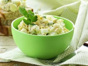 Оливье рецепт с авокадо