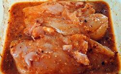 маринад для шашлыка из свинины с травами и коньяком