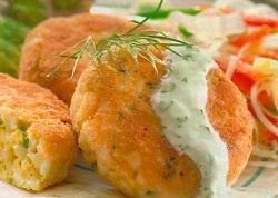 Котлеты картофельные рецепт с курицей и овощами