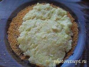 лепешка из картошки для зразы