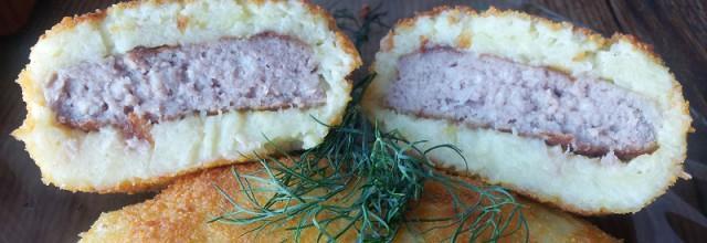 картофельные зразы рецепты с фото