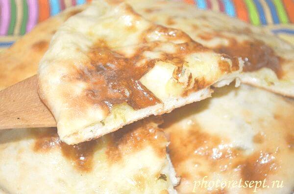 осетинские пироги рецепты пошаговым с фото