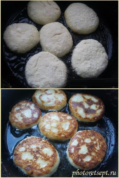 Как сделать творожники на сковороде рецепт