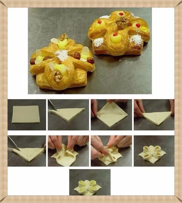 пионы булочки