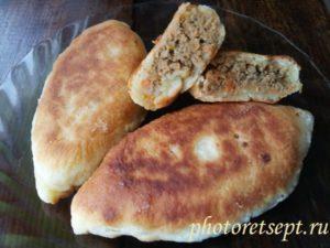Пирожки с печеню