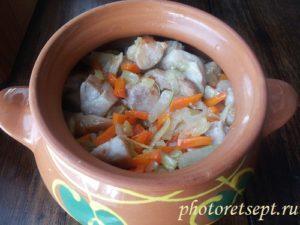 мясо лук морковь картофель