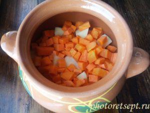 морковь в крынку