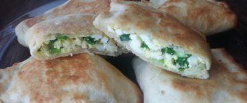рецепт пирогов с луком и яйцом