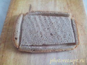 хлеб без корки