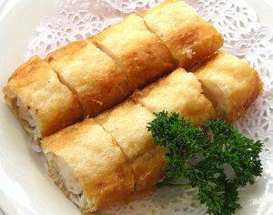 свинина рулет с картофелем