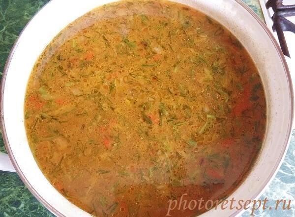 борщ рецепт суп с картошкой