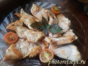 как правильно пожарить мясо курицы