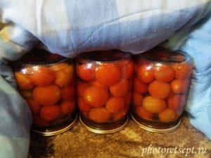 под шубу томаты
