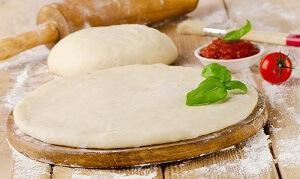 тесто для пиццы рецепты