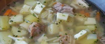 рецепт адыгейского супа