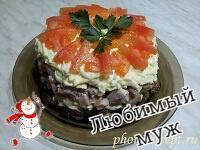 новогодний салат любимый муж