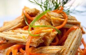 спаржа корейская салат