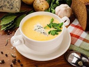суп адыгейский пюре