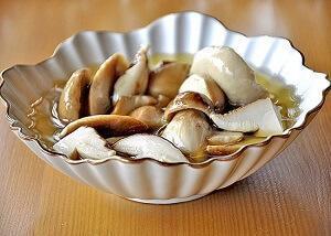 вкусные маринованные грибы
