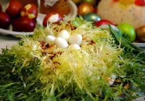 салат рецепт без картошки