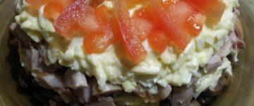 любимый муж салат рецепт