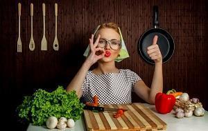 секреты вкусного салата