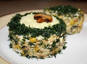 рецепт без грибов