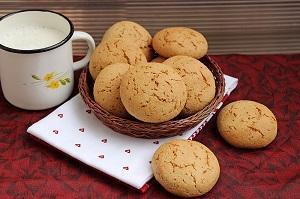овсянка печенье