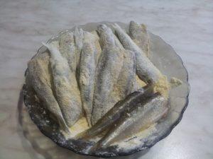 мука рыба