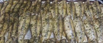 рыбка в духовке