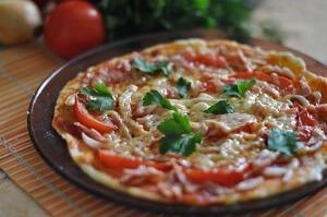 пятиминутка пицца