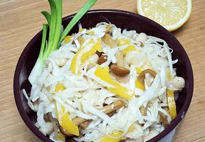 рецепт с грибами и перцем