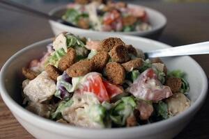 рецепт с фасолью салат
