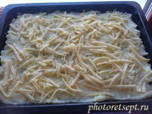 сыр на картошку