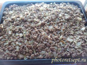 фарш на картошку