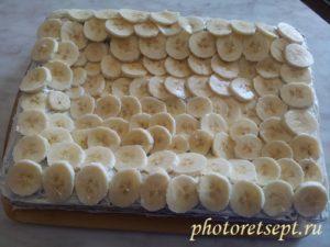 банановый слой