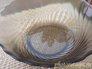 вода в чашке