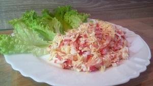 красное море салат