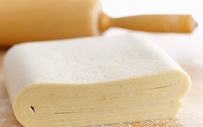 слоеное тесто рецепт